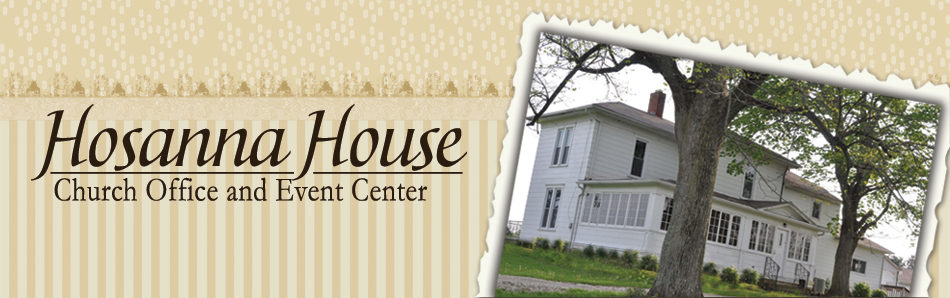 Hosanna House Event Center
